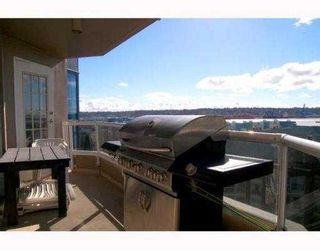 """Photo 10: 801 1235 QUAYSIDE Drive in New_Westminster: Quay Condo for sale in """"THE RIVIERA"""" (New Westminster)  : MLS®# V635922"""