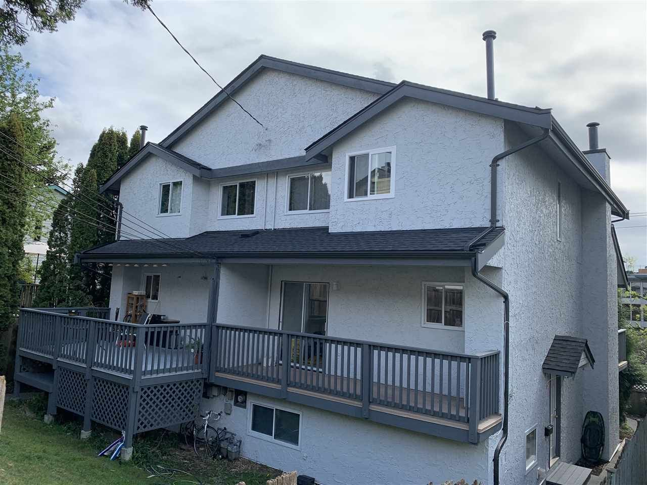 Main Photo: 216 E 3RD Street in North Vancouver: Lower Lonsdale Duplex for sale : MLS®# R2543055