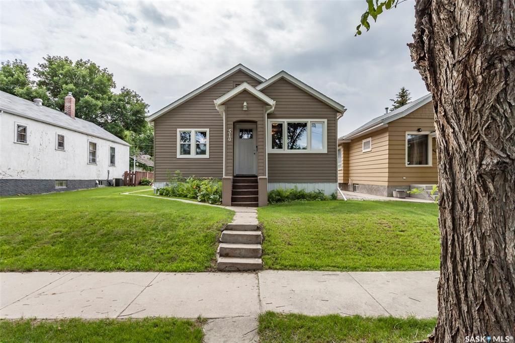 Main Photo: 510 6th Street East in Saskatoon: Buena Vista Residential for sale : MLS®# SK778818