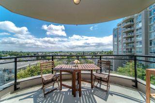 Photo 1: 1003 8460 GRANVILLE AVENUE in Richmond: Brighouse South Condo for sale : MLS®# R2482853