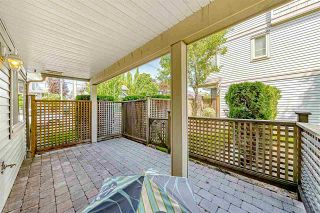 """Photo 35: 9 5388 201A Street in Langley: Langley City Townhouse for sale in """"The Courtyard"""" : MLS®# R2581749"""