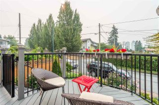 Photo 32: 3681 MONMOUTH AVENUE in Vancouver: Collingwood VE House for sale (Vancouver East)  : MLS®# R2500182