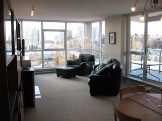 "Photo 3: 1306 2225 HOLDOM Avenue in Burnaby: Central BN Condo for sale in ""BURNABY NORTH"" (Burnaby North)  : MLS®# V925638"