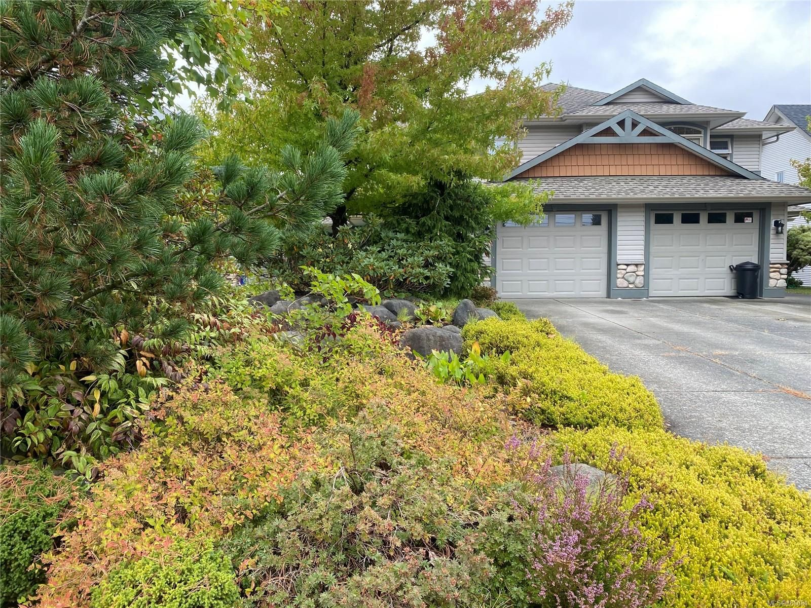 Main Photo: B 360 Carolyn Rd in : CR Campbell River Central Half Duplex for sale (Campbell River)  : MLS®# 886084