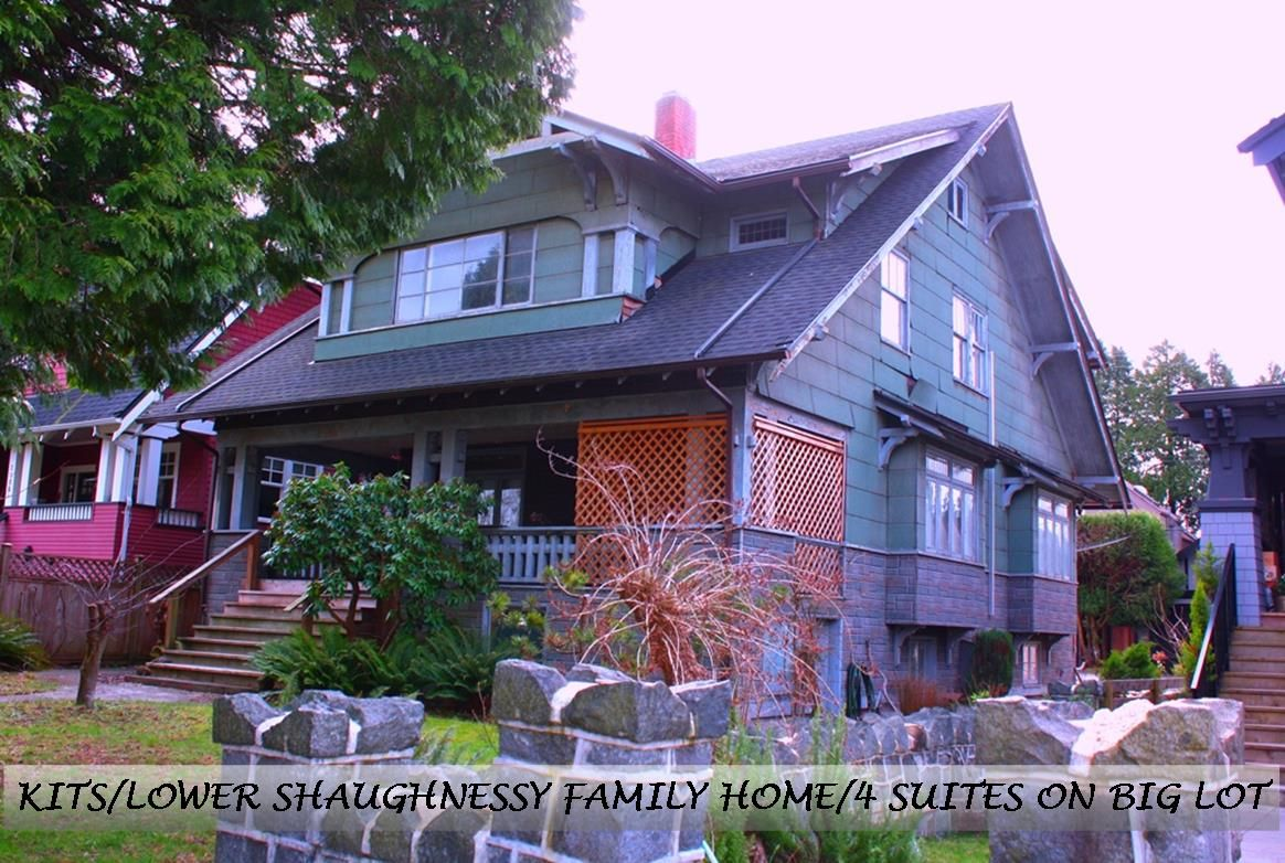 Main Photo: 2014 W 15TH Avenue in Vancouver: Kitsilano House for sale (Vancouver West)  : MLS®# R2552019