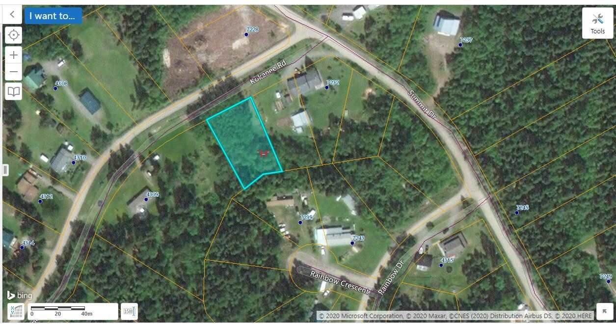 Main Photo: LOT 19 KOKANEE Road in Canim Lake: Canim/Mahood Lake Land for sale (100 Mile House (Zone 10))  : MLS®# R2491910