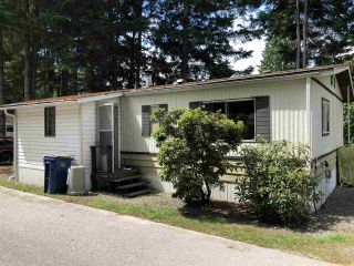 "Photo 1: 7 5294 SELMA PARK Road in Sechelt: Sechelt District Manufactured Home for sale in ""SELMA VISTA MOBILE HOME PARK"" (Sunshine Coast)  : MLS®# R2293722"