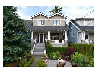 Photo 1: 3459 7TH Ave W in Vancouver West: Home for sale : MLS®# V1010680
