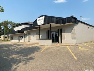 Photo 1: 320 13th Avenue East in Prince Albert: East Flat Commercial for sale : MLS®# SK864139