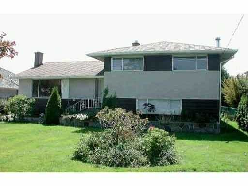 """Main Photo: 3780 PACEMORE Avenue in Richmond: Seafair House for sale in """"SEAFAIR"""" : MLS®# V879650"""