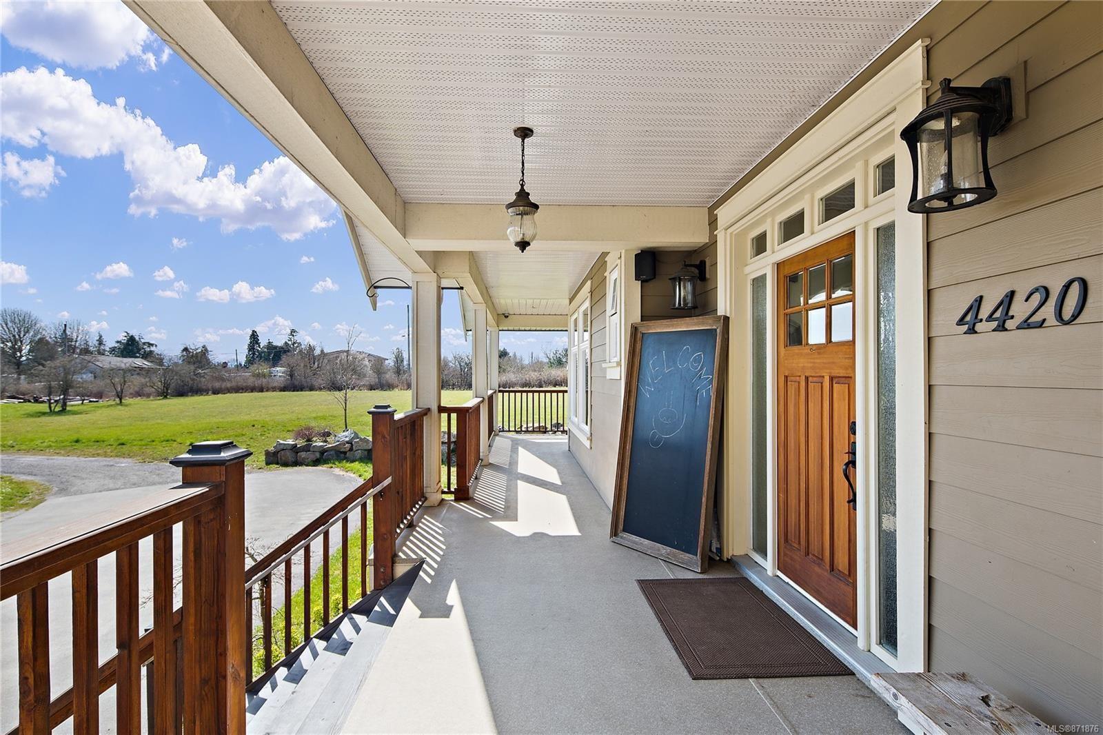 Photo 7: Photos: 4420 Wilkinson Rd in : SW Royal Oak House for sale (Saanich West)  : MLS®# 871876