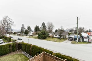 "Photo 22: 17 8880 NOWELL Street in Chilliwack: Chilliwack E Young-Yale Townhouse for sale in ""Pardside"" : MLS®# R2538422"
