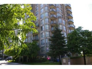 """Photo 1: 908 838 AGNES Street in New Westminster: Downtown NW Condo for sale in """"WESTMINSTER TOWER"""" : MLS®# V830069"""