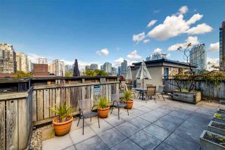 "Photo 19: 406 1216 HOMER Street in Vancouver: Yaletown Condo for sale in ""The Murchies Building"" (Vancouver West)  : MLS®# R2575743"