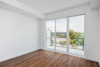 """Photo 9: 305 218 CARNARVON Street in New Westminster: Downtown NW Townhouse for sale in """"Irving Living"""" : MLS®# R2505635"""