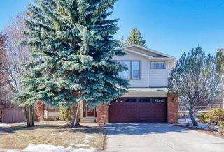 Main Photo: 19 Dalcastle Way NW in Calgary: Dalhousie Detached for sale : MLS®# A1091638