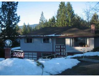 Photo 2: 2614 CACTUS Court in North_Vancouver: Blueridge NV House for sale (North Vancouver)  : MLS®# V749496