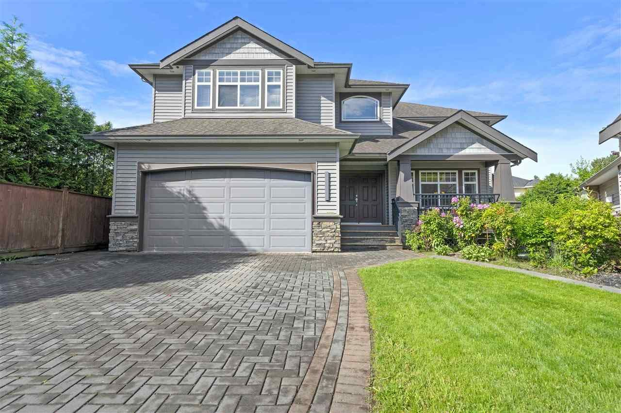 """Main Photo: 1111 AMAZON Drive in Port Coquitlam: Riverwood House for sale in """"Augusta Green"""" : MLS®# R2472080"""