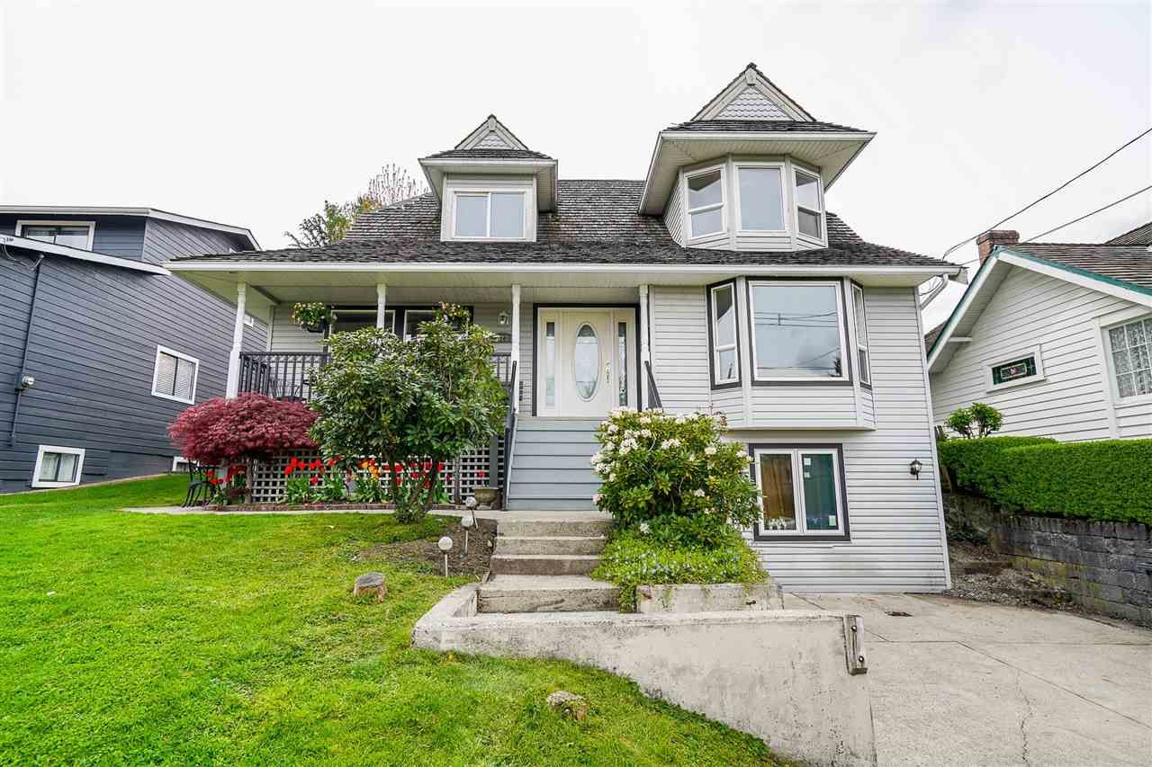 """Main Photo: 523 AMESS Street in New Westminster: The Heights NW House for sale in """"The Heights"""" : MLS®# R2573320"""