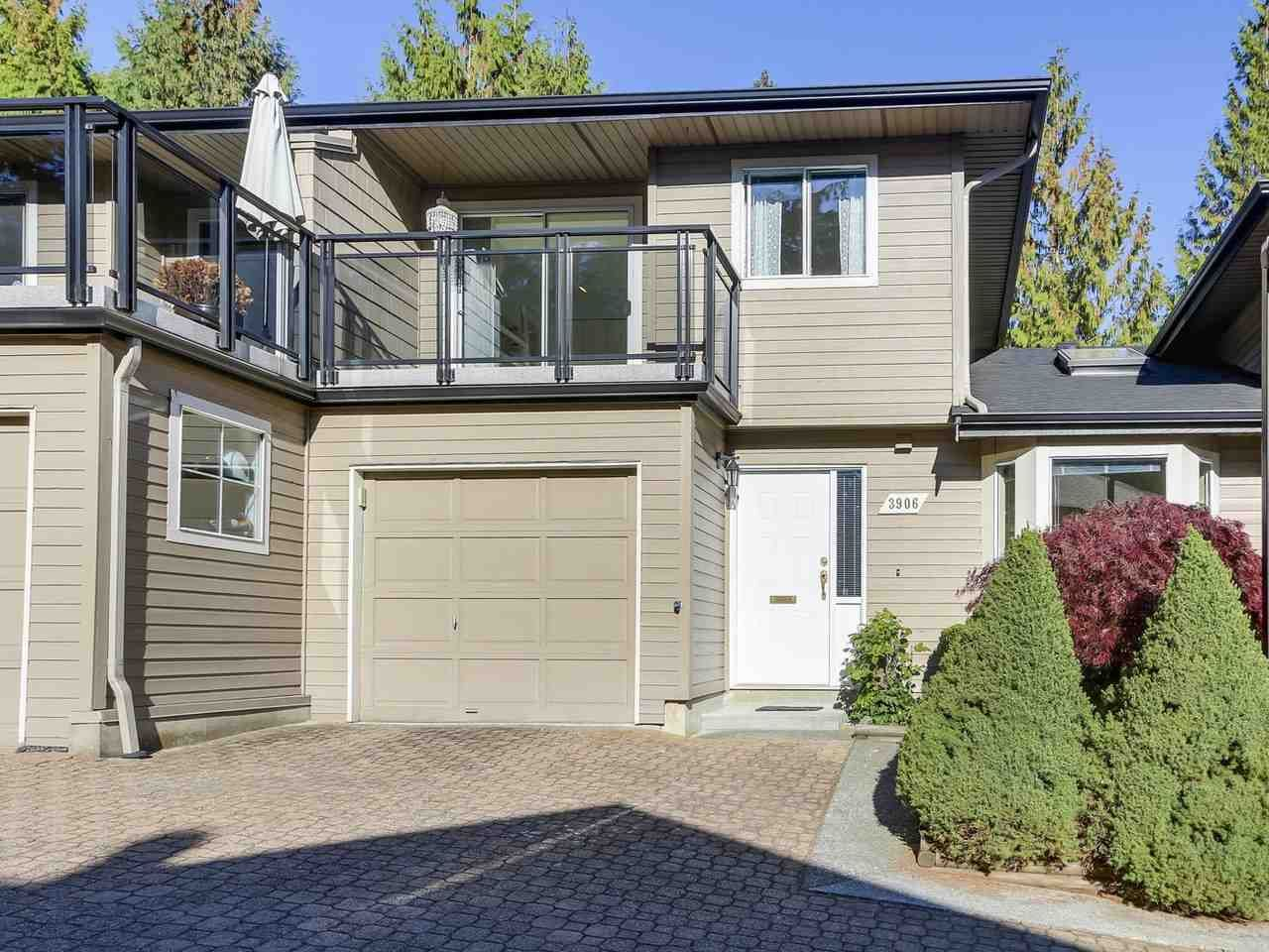 """Main Photo: 3906 INDIAN RIVER Drive in North Vancouver: Indian River Townhouse for sale in """"The Highgate"""" : MLS®# R2315989"""
