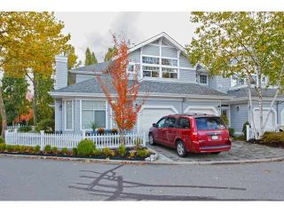 "Photo 1: 2 5708 208TH Street in Langley: Langley City Townhouse for sale in ""BRIDAL RUN"" : MLS®# F1431828"
