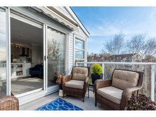 """Photo 12: 411 2020 SE KENT Avenue in Vancouver: South Marine Condo for sale in """"Tugboat Landing"""" (Vancouver East)  : MLS®# R2418347"""