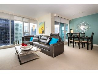 """Photo 2: 2804 1205 W HASTINGS Street in Vancouver: Coal Harbour Condo for sale in """"CIELO"""" (Vancouver West)  : MLS®# V1026183"""