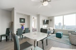 """Photo 7: 2702 570 EMERSON Street in Coquitlam: Coquitlam West Condo for sale in """"UPTOWN 2"""" : MLS®# R2600592"""
