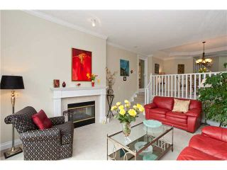 """Photo 2: 6 3405 PLATEAU Boulevard in Coquitlam: Westwood Plateau Townhouse for sale in """"PINNACLE RIDGE"""" : MLS®# V883094"""