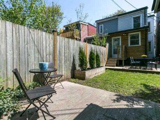 Photo 19: 160 Munro Street in Toronto: South Riverdale House (2-Storey) for sale (Toronto E01)  : MLS®# E4135635