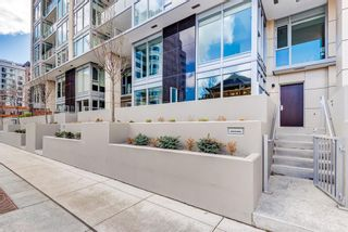 Photo 1: 105 1025 5 Avenue SW in Calgary: Downtown West End Apartment for sale : MLS®# A1118262