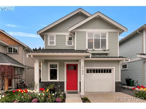 Main Photo: 2943 Burlington Cres in VICTORIA: La Langford Lake House for sale (Langford)  : MLS®# 757696