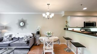 """Main Photo: 203 2405 W BROADWAY in Vancouver: Kitsilano Condo for sale in """"BALSAM PLACE"""" (Vancouver West)  : MLS®# R2587513"""