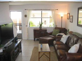 Photo 4: PACIFIC BEACH Townhome for sale : 2 bedrooms : 1648 Oliver # 3