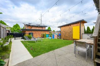 Photo 30: 3041 E 2ND AVENUE in Vancouver: Renfrew VE House for sale (Vancouver East)  : MLS®# R2456098