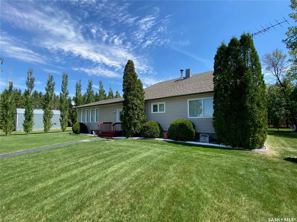 Main Photo: Cherewyk Home Quarter in Sliding Hills: Farm for sale (Sliding Hills Rm No. 273)  : MLS®# SK858975
