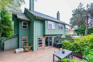 Photo 28: 1 900 17th W Street in North Vancouver: Mosquito Creek Townhouse for sale : MLS®# r2510264
