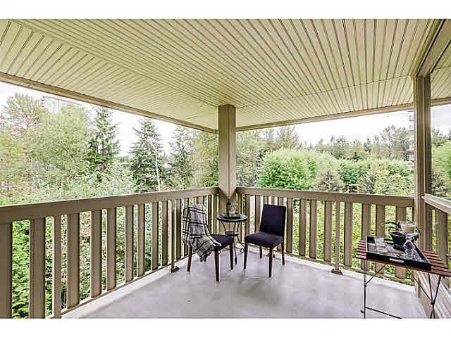 Large Covered Deck