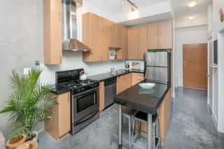 "Photo 4: 407 2635 PRINCE EDWARD Street in Vancouver: Mount Pleasant VE Condo for sale in ""Soma Lofts"" (Vancouver East)  : MLS®# R2177446"