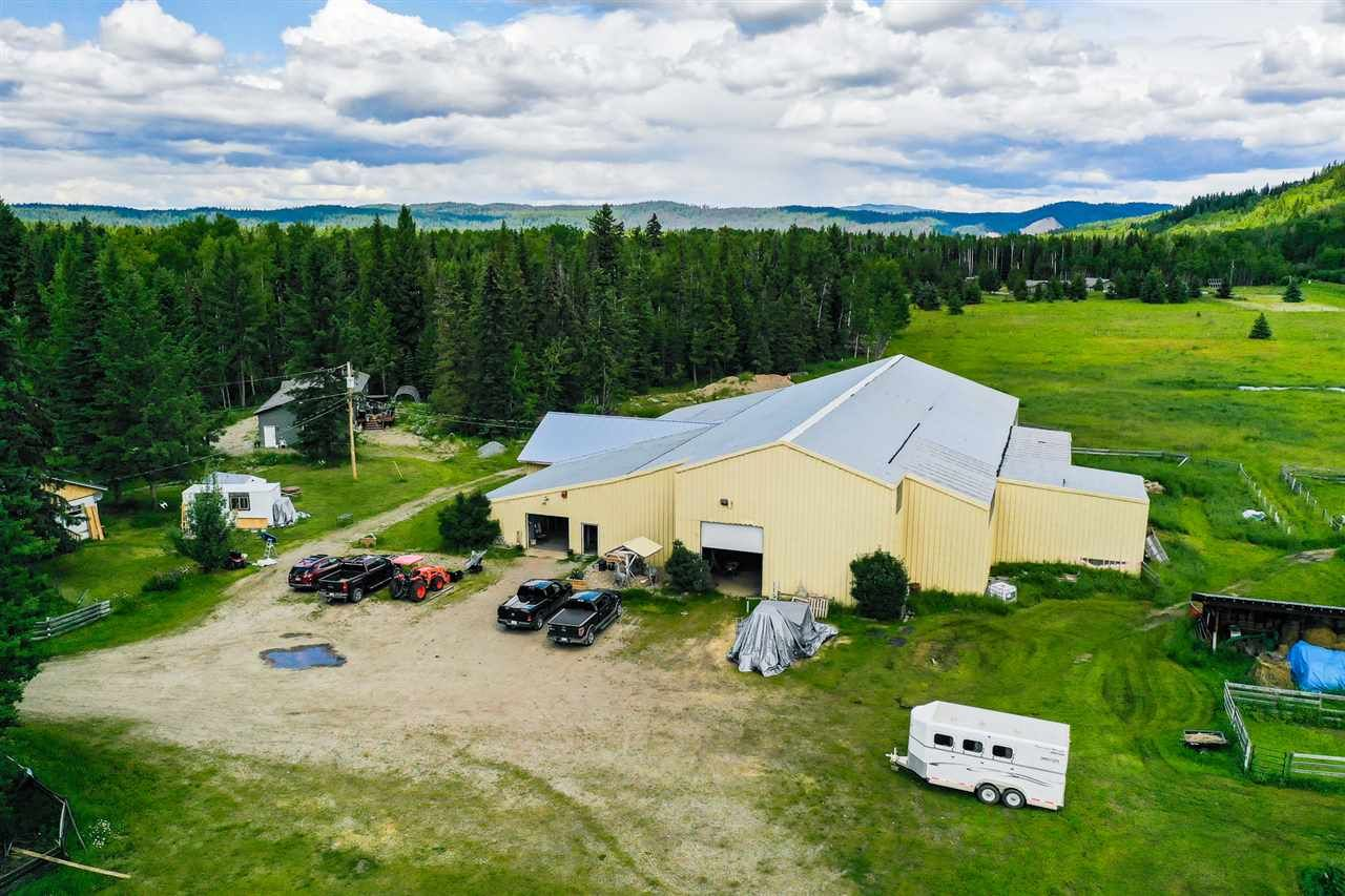 Main Photo: 15470 MIWORTH Road in Prince George: Miworth Manufactured Home for sale (PG Rural West (Zone 77))  : MLS®# R2475060