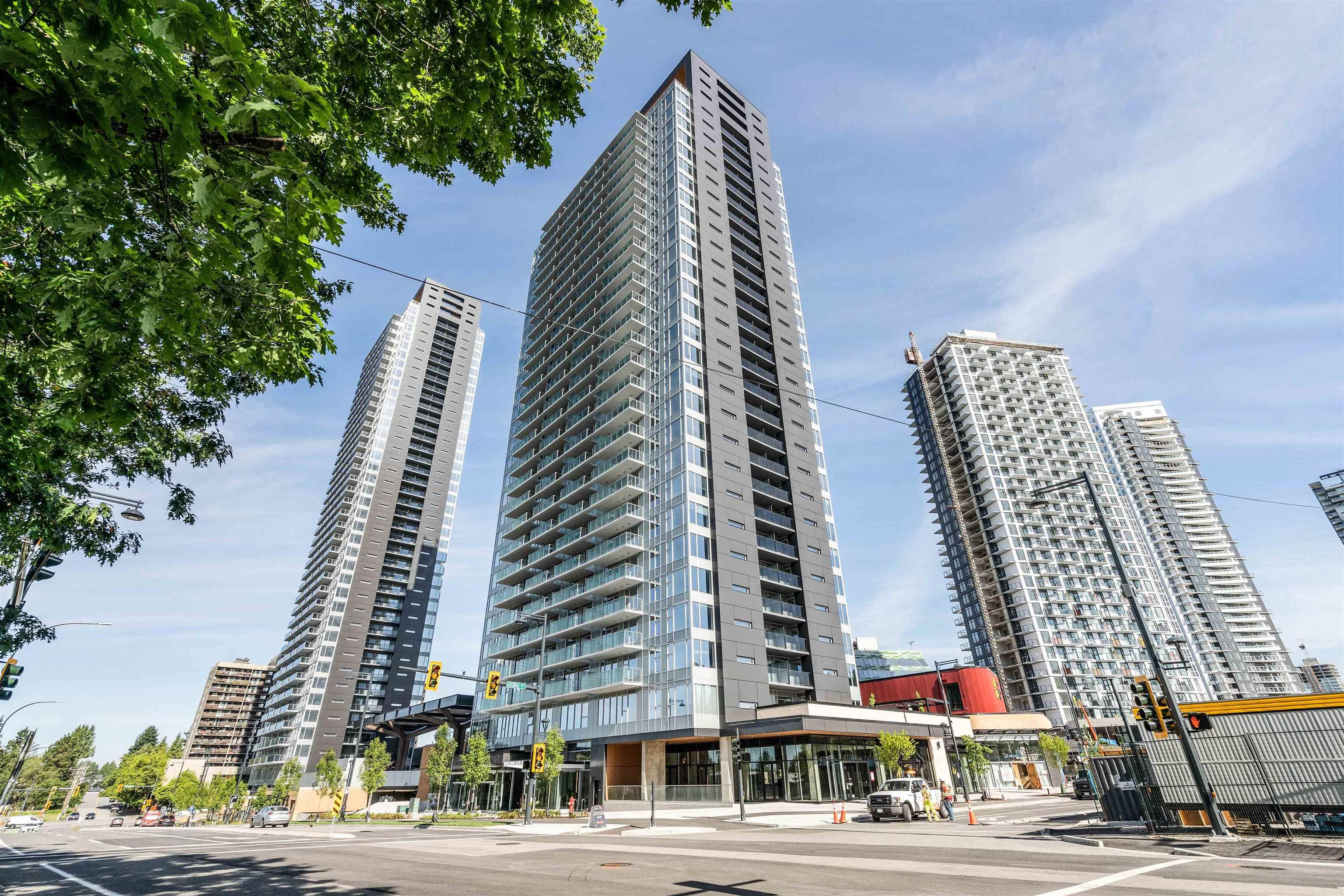 """Main Photo: 403 13655 FRASER HIGHWAY in Surrey: Whalley Condo for sale in """"KING GEORGE HUB - HUB 2"""" (North Surrey)  : MLS®# R2617379"""