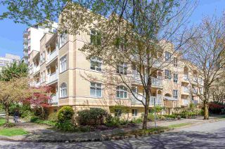"""Photo 1: 311 1125 GILFORD Street in Vancouver: West End VW Condo for sale in """"GILFORD COURT"""" (Vancouver West)  : MLS®# R2158681"""