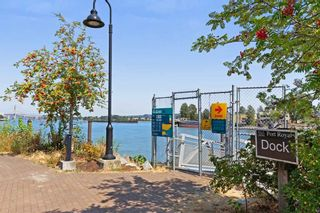 """Photo 20: 212 220 SALTER Street in New Westminster: Queensborough Condo for sale in """"GLASSHOUSE"""" : MLS®# R2294293"""