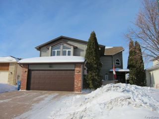 Photo 1: 42 Apple Hill Road in WINNIPEG: Fort Garry / Whyte Ridge / St Norbert Single Family Detached for sale (South Winnipeg)  : MLS®# 1401590