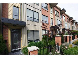 """Photo 2: 1871 STAINSBURY Avenue in Vancouver: Victoria VE Townhouse for sale in """"THE WORKS"""" (Vancouver East)  : MLS®# V834837"""