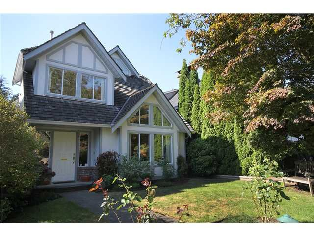 Main Photo: 6089 HOLLAND ST in Vancouver: Southlands House for sale (Vancouver West)  : MLS®# V973320