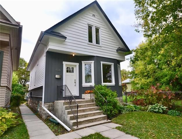 Main Photo: 598 Beresford Avenue in Winnipeg: Lord Roberts Residential for sale (1Aw)  : MLS®# 1926705