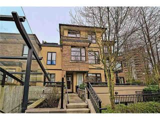 """Photo 2: 9 1863 WESBROOK Mall in Vancouver: University VW Townhouse for sale in """"ESSE"""" (Vancouver West)  : MLS®# V1107594"""