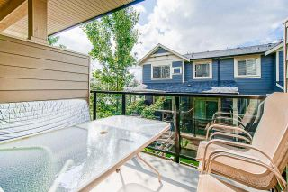 """Photo 15: 40 19913 70 Avenue in Langley: Willoughby Heights Townhouse for sale in """"Brooks"""" : MLS®# R2421609"""