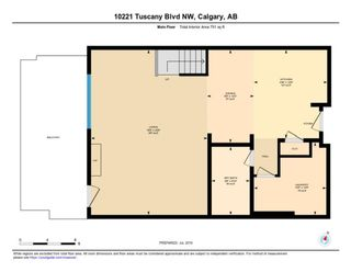 Photo 32: 1309 10221 Tuscany Boulevard NW in Calgary: Tuscany Apartment for sale : MLS®# A1149766